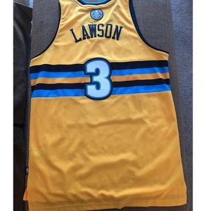 Ty Lawson #3 Nuggets jersey